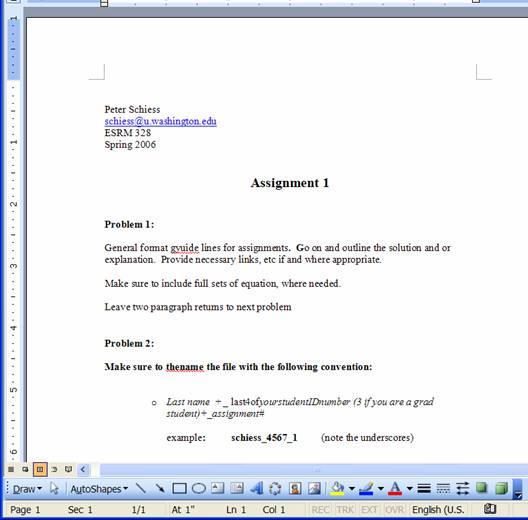 Writing assignment expert