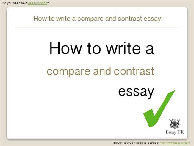 Compare And Contrast Essay Writing Professional Speech Writers Compare And Contrast Essay Writing Fifth Business Essays also Essay About Good Health  Gender Equality Essay Paper