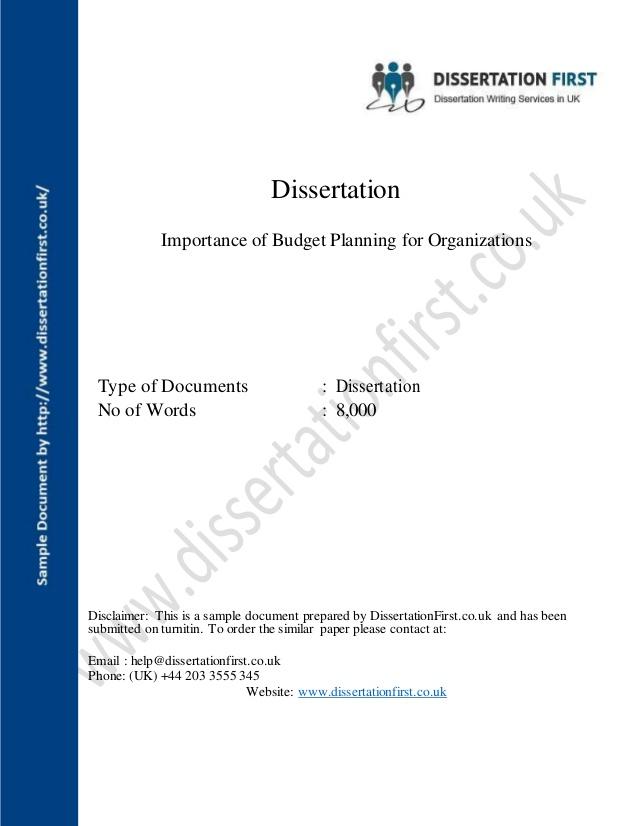 Dialogique dissertation