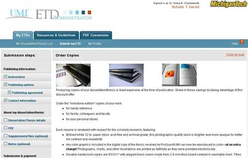 umi dissertations publishing 2007 Go site learn what umi publishing can do for you.